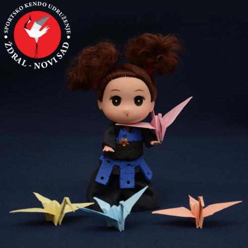 Napravi origami ždrala